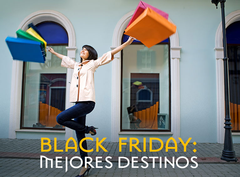 Black Friday: Top Destinos