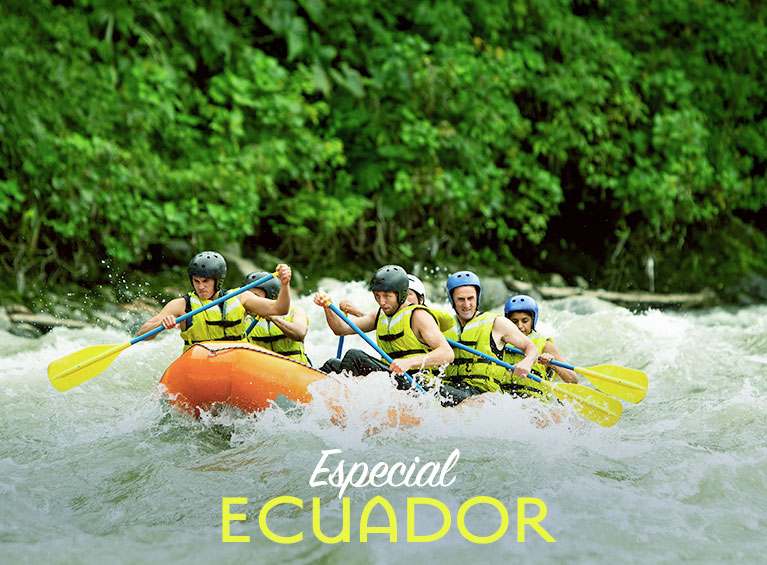 Especial de ECUADOR